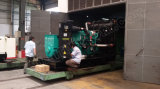 jogo de gerador 48kw/60kVA Diesel silencioso super com o motor de Doosan para o uso industrial