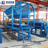 Máquina soldada automática del acoplamiento de alambre para 3-6m m