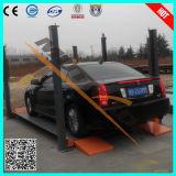 El estacionar del apilador de 4 postes aprobado por Ccqs