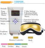 Massager do infravermelho distante e do olho da vibração com jogo da música MP3