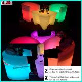 Éclairage LED vers le haut des meubles de la présidence DEL