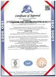 Feuille en verre de grand miroir de vente avec le certificat d'OIN