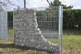 Metal de pedra Gabion para The Wall