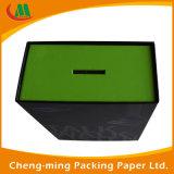 Rectángulos de empaquetado elegantes del diseño de arte del papel del regalo caliente de encargo de Cardboad