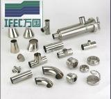 Instalaciones de tuberías sanitarias de acero inoxidable (IFEC-PF100012)