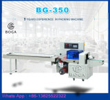 Máquina automática, máquina del envasado de alimentos de la almohadilla del Abajo-Papel de Bg-350X