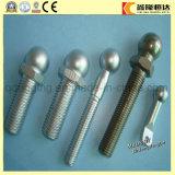 Нержавеющая сталь или гальванизированный болт щариковой головки