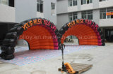 De draagbare Opblaasbare Shell Tent van de Koepel als Dekking van het Stadium