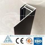 Profil en aluminium d'extrusion d'OEM de bâti de panneau solaire