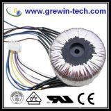 Trasformatore Toroidal 100% della lamiera di acciaio del silicone audio