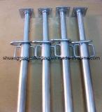 Suportes de aço do suporte do borne do andaime resistente da construção