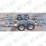 2000kg de Multifunctionele Aanhangwagen van de kwaliteit voor Verkoop