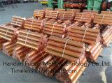 Rod de cobre puro (C10200 C1100 C11000 C1020)