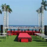 Assembleer de Modeshow van de Vertoning de OpenluchtHandel van de Gebeurtenis van het Dak van de Verlichting van het Stadium van de Tentoonstelling van het Overleg van de Spon de Bundel van de Schroef toont