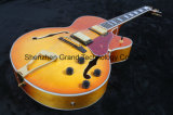 Sunburst Classic L-5 Electric Jazz Guitar (TJ-219)