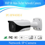 Dahua 8MP IR Mini Bullet Network Camera (IPC-HFW4830E-S)