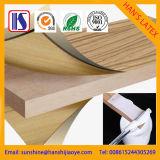 Água - colagem de madeira baseada do adesivo da junção do dedo