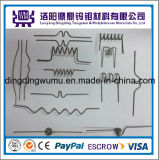 99.95% Чисто провод стренги вольфрама, вакуум металлизируя провод вольфрама, нагрюя цену Dia0.7mm провода вольфрама