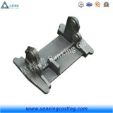 Части подвергая механической обработке отливки CNC металла точности OEM высокие