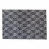 Matéria têxtil antiderrapagem Placemat da isolação clássica do Weave do jacquard para a HOME & o restaurante