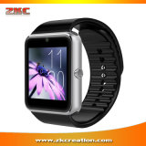 Gt08 Smart Watch mit SIM Card Clock Synchronisierung Notifier Bluetooth Connectivity Apple Andriod Smartphones