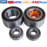 Rodamiento automotor Dac38700037 del eje de rueda delantera de la parte posterior de las piezas del acerocromo de NSK Timken Koyo