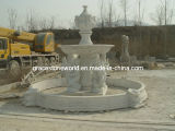 Stone Outdoor Water Fountain/Marble Fountain GS-F-135