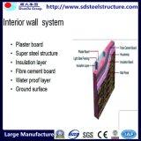 Casa de acero-acero ligero luz Estructura de acero ligero-Villa