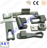 Pièces personnalisées de pièce forgéee d'axe d'acier inoxydable avec la qualité