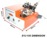 Syj-150 Low - velocidade Diamond Saw Sample Cutting Machine