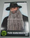 Partito Assorted Beard&Moustache (BA003) della peluche