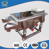 Piccola piattaforma Stainless Steel Vibrating Screen di Frequency Double per Powder