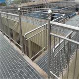 Гальванизированный стальной пол скрежеща для платформы