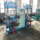 Doppelte automatische Gummiplatten-Gummivulkanisierenpresse-Maschine