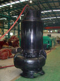 Alta Eficiencia para no estorbar sumergible de aguas residuales bomba centrífuga de agua de riego