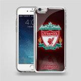 voor Geval van de Dekking van de Telefoon van de AntiErnst van de Druk van Samsung van iPhone het Transparante Mobiele
