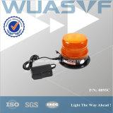 Luz de advertência de piscamento recarregável do estroboscópio do diodo emissor de luz