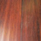 Suelo de madera de bambú sólido antiguo