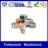 12 ans de Manufacturer pour Custom Printed Packing Tape