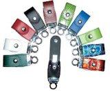 Driver fresco di Letther dell'azionamento del USB del cuoio per la promozione (EL003)