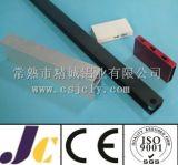 Comprimentos de estaca diferentes dos perfis de alumínio da extrusão para o gancho de roupa (JC-W-10050)
