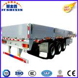 Personalizado 3 Eje lateral de pared / / Junta lateral del flanco / Valla Camión Utilitario remolques de tractor con gota lateral para la logística del transporte vendido a Pakistán