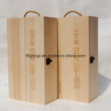 Rectángulo de madera del vino del nuevo del diseño estilo de Europa