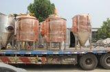 Hltの3つの容器のBrewhouseビール生産ライン