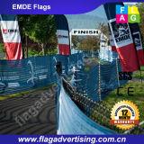 Подгонянное печатание ваш флаг пера логоса выдвиженческий (быстрый срок поставки)