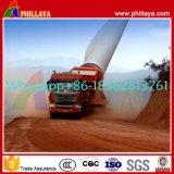 360 градусов ротатабельный ветротурбины лезвия перехода трейлер Semi для генератора ветра
