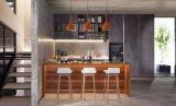 تصميم جديدة من 2017, [إ0] لوح [ف-زرو] كبريات رماد مطبخ