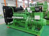 central eléctrica eléctrica de la biomasa del fuego de madera del gas de la paja 10kw-600kw