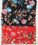 Legami stampati floreali del tessuto del cotone di buona qualità