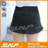 Alti Shorts del cotone del Jean delle donne di Waisted per le donne